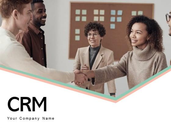 CRM_Employee_Business_Engagement_Ppt_PowerPoint_Presentation_Complete_Deck_Slide_1