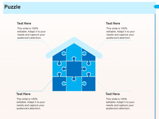 CRM For Realty Properties Puzzle Ppt Outline Example Topics PDF