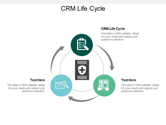 CRM Life Cycle Ppt PowerPoint Presentation Ideas Inspiration Cpb
