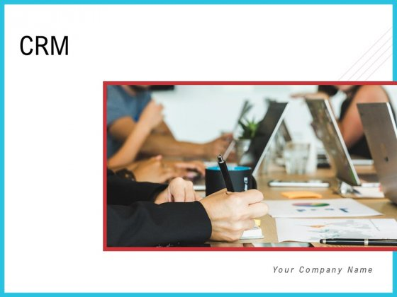 CRM Ppt PowerPoint Presentation Complete With Slides
