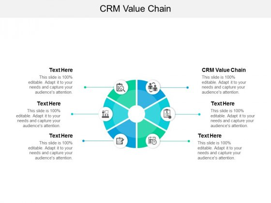 CRM Value Chain Ppt PowerPoint Presentation Professional Backgrounds Cpb