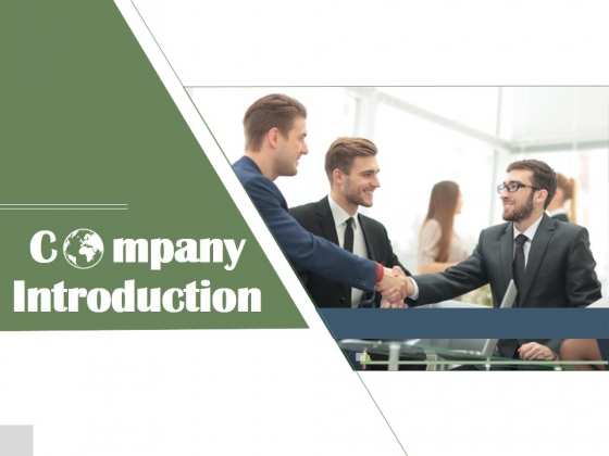 C Mpany Introduction Ppt PowerPoint Presentation Ideas