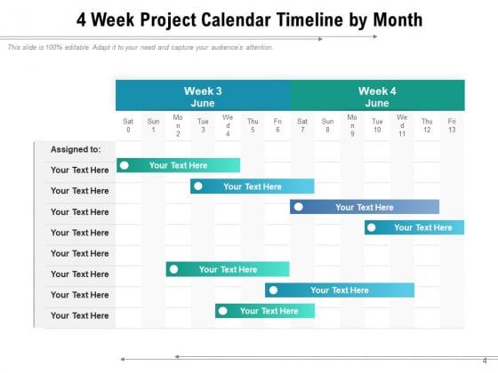 Calendar_Timeline_For_Project_Planning_Agenda_Calendar_Ppt_PowerPoint_Presentation_Complete_Deck_Slide_4