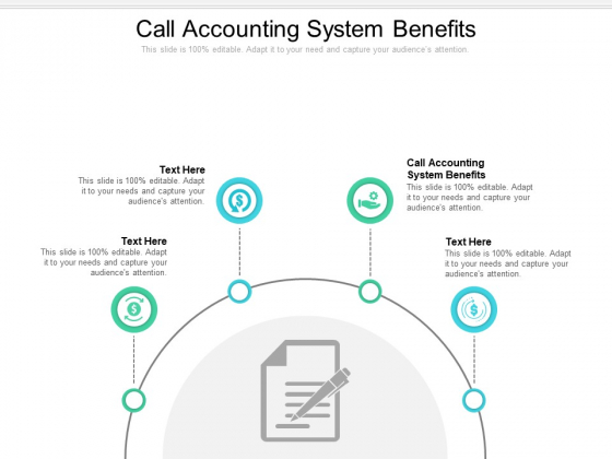 Call Accounting System Benefits Ppt PowerPoint Presentation Professional Graphics Design Cpb Pdf