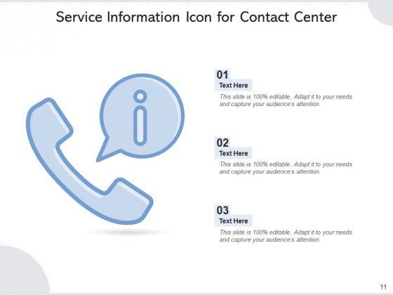 Call_Center_Icon_Headphone_Icon_Employee_Ppt_PowerPoint_Presentation_Complete_Deck_Slide_11