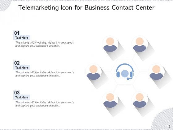 Call_Center_Icon_Headphone_Icon_Employee_Ppt_PowerPoint_Presentation_Complete_Deck_Slide_12