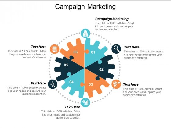 Campaign Marketing Ppt PowerPoint Presentation Gallery Graphics Cpb