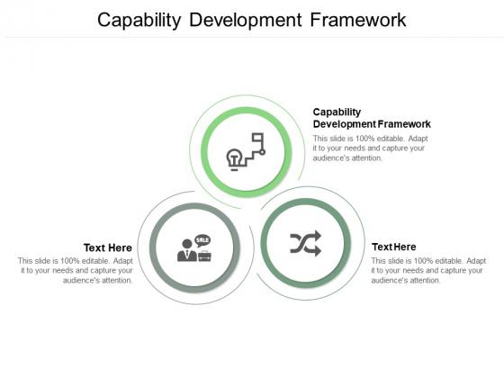 Capability Development Framework Ppt PowerPoint Presentation Professional Tips Cpb