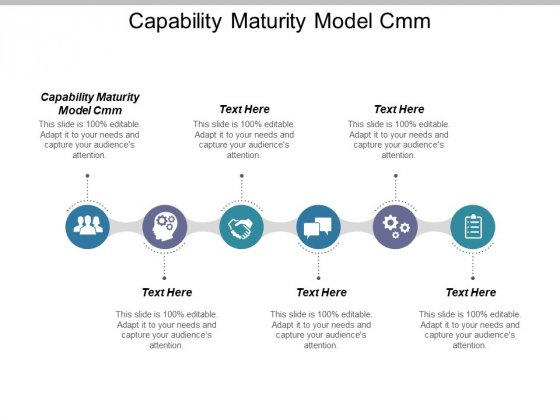 Capability Maturity Model Cmm Ppt PowerPoint Presentation Infographic Template Brochure