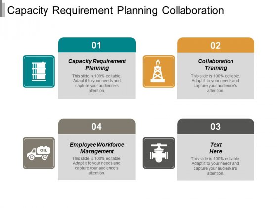 Capacity Requirement Planning Collaboration Training Employee Workforce Management Ppt PowerPoint Presentation Portfolio Example