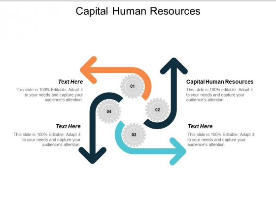 Capital Human Resources Ppt PowerPoint Presentation Summary Format Cpb
