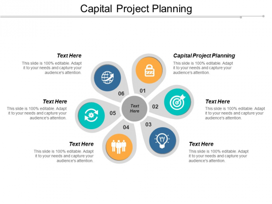 Capital Project Planning Ppt Powerpoint Presentation Pictures Aids Cpb