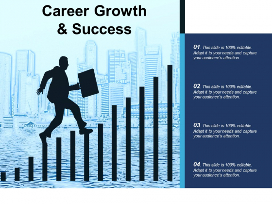 Career Growth And Success Ppt Powerpoint Presentation Slides Inspiration