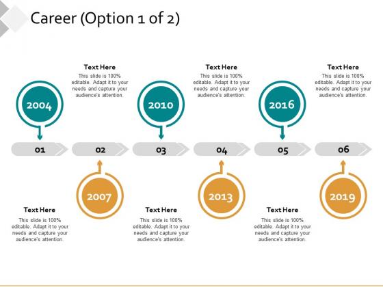 Career Marketing Ppt PowerPoint Presentation Summary Topics