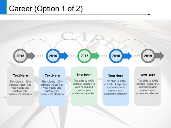 Career Marketing Strategy Ppt PowerPoint Presentation Professional Background Image