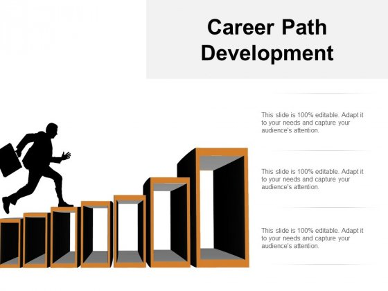 Career Path Development Ppt Powerpoint Presentation Infographic Template Tips
