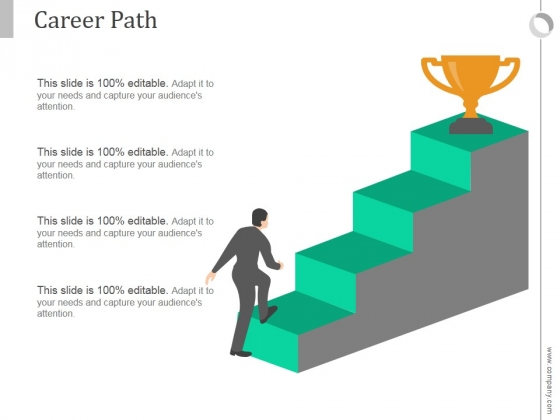 Career Path Ppt PowerPoint Presentation Layouts