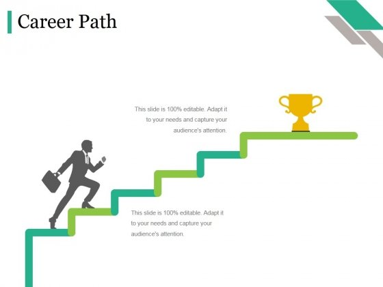 career path template 1 ppt powerpoint presentation gallery pictures