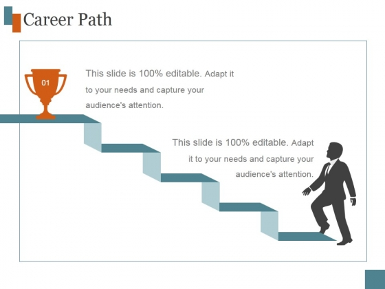 Career Path Template 3 Ppt PowerPoint Presentation Gallery