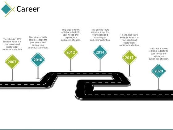 Career Ppt PowerPoint Presentation Show Design Templates