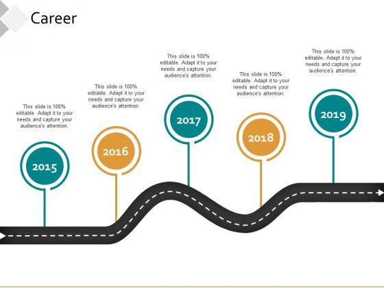 Career Ppt PowerPoint Presentation Summary Ideas