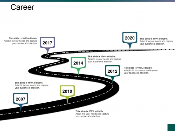 Career Template 1 Ppt PowerPoint Presentation Styles Slides