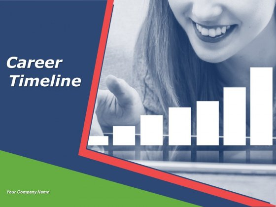 Career Timeline Ppt PowerPoint Presentation Complete Deck With Slides