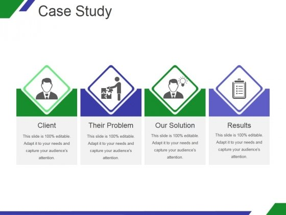 Case Study Ppt PowerPoint Presentation Diagrams