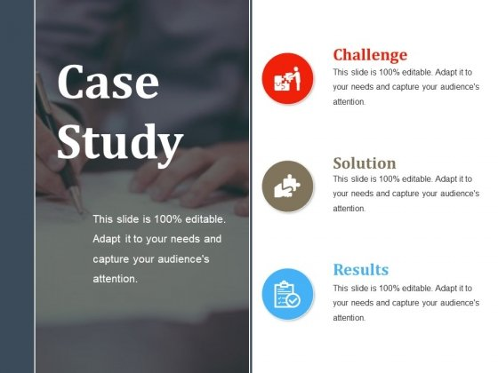 Case Study Ppt PowerPoint Presentation Gallery Guidelines
