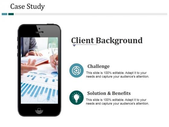 Case Study Ppt PowerPoint Presentation Ideas Information