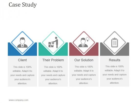 Case Study Ppt PowerPoint Presentation Layouts