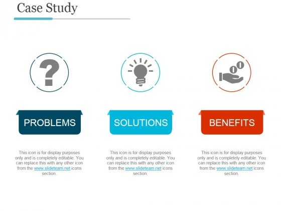 Case Study Ppt PowerPoint Presentation Outline
