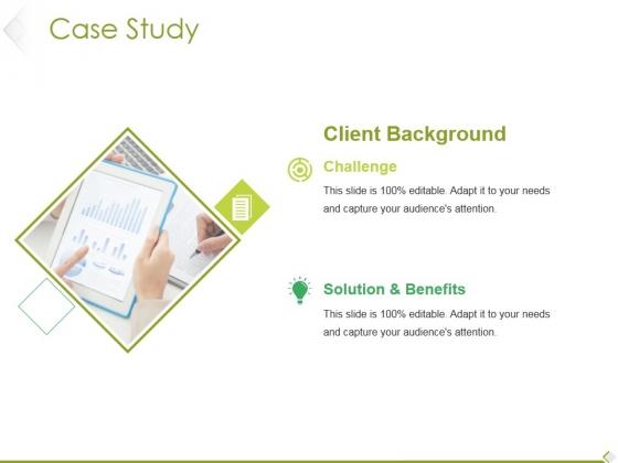 Case Study Ppt PowerPoint Presentation Portfolio Format