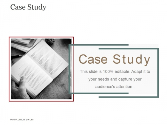 Case Study Ppt PowerPoint Presentation Professional Pictures