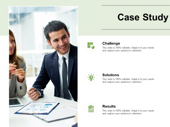 Case Study Solution Ppt PowerPoint Presentation Topics