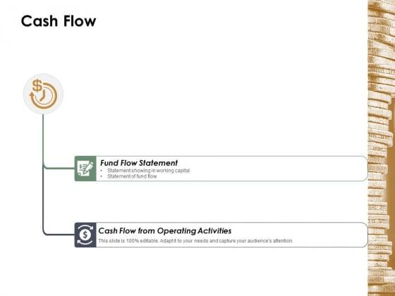 Cash Flow Business Ppt Powerpoint Presentation Slides Model