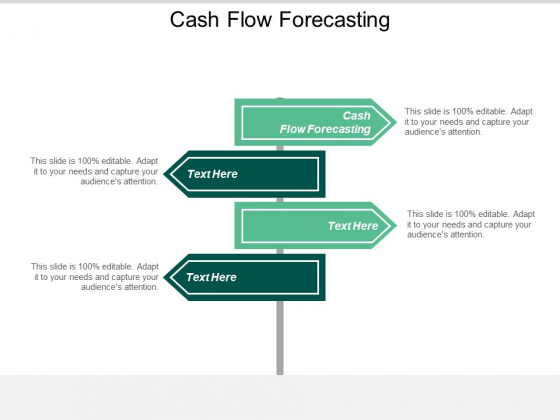 Cash Flow Forecasting Ppt PowerPoint Presentation Pictures Cpb