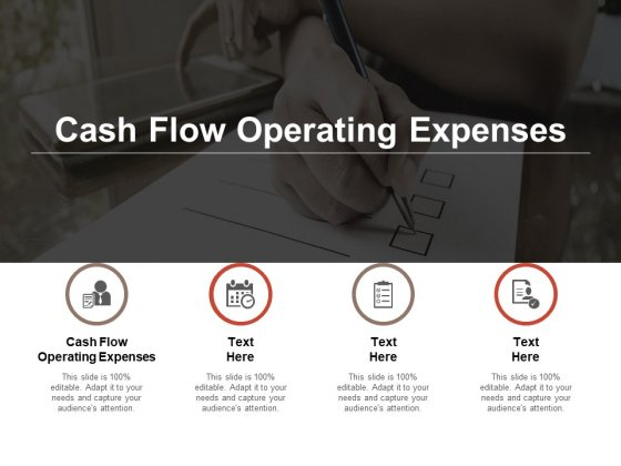 Cash Flow Operating Expenses Ppt PowerPoint Presentation Portfolio Example File Cpb Pdf