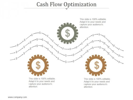 Cash Flow Optimization Ppt PowerPoint Presentation Deck
