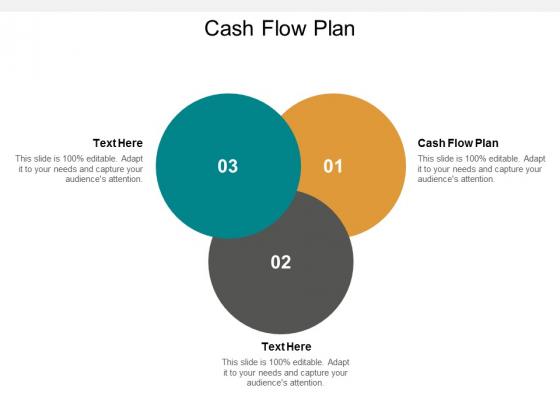 Cash Flow Plan Ppt PowerPoint Presentation Infographics Inspiration Cpb