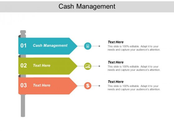Cash Management Ppt PowerPoint Presentation Gallery Design Inspiration Cpb