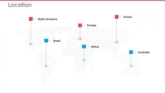 Cash Market Investor Deck Location Ppt Pictures Infographics PDF