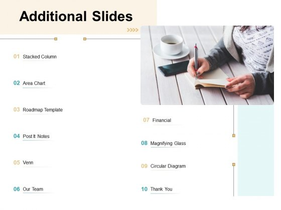 Cause And Effect For Business Problem Solution Additional Slides Sample PDF