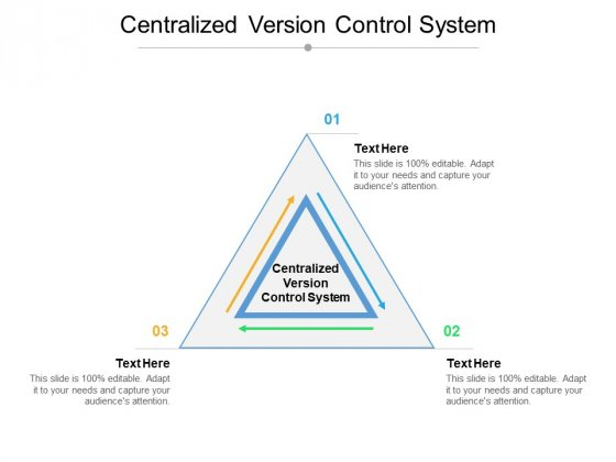 Centralized Version Control System Ppt PowerPoint Presentation Layouts Design Ideas Cpb Pdf