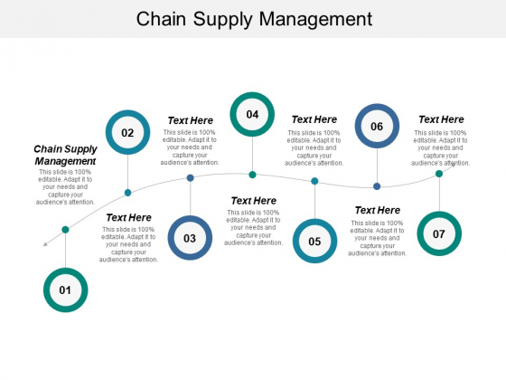 Chain Supply Management Ppt PowerPoint Presentation Professional Shapes Cpb