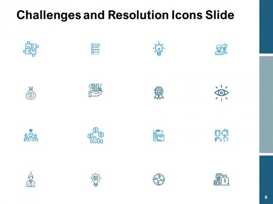 Challenges_And_Resolution_Ppt_PowerPoint_Presentation_Complete_Deck_With_Slides_Slide_8