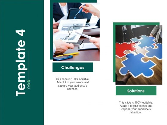 Challenges And Solutions Template 4 Ppt PowerPoint Presentation Ideas
