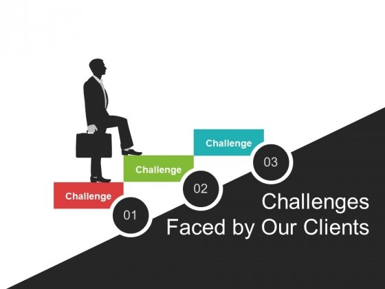 Challenges Faced By Our Clients Template 1 Ppt PowerPoint Presentation Gallery Gridlines