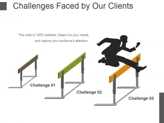 Challenges Faced By Our Clients Template 3 Ppt PowerPoint Presentation Infographic Template Deck