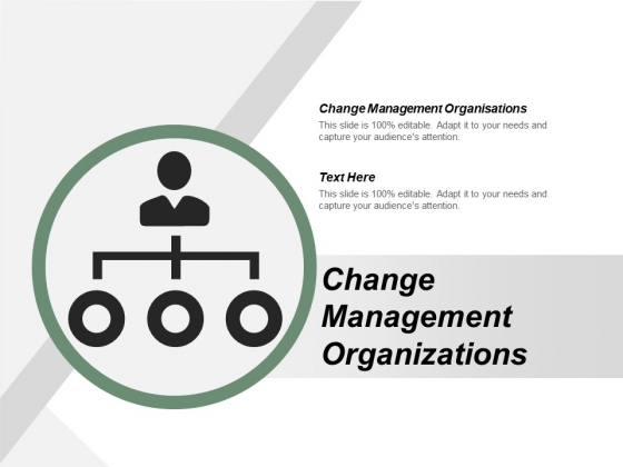 Change Management Organizations Ppt PowerPoint Presentation Gallery Example Cpb
